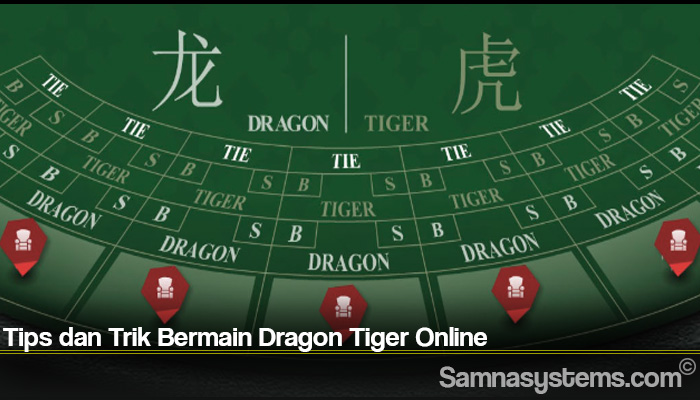 Tips dan Trik Bermain Dragon Tiger Online